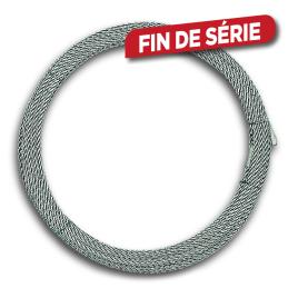 Câble non gainé Ø 2 mm 10 m CHAPUIS