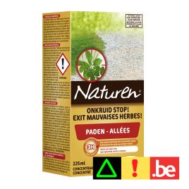 Exit Mauvaises Herbes pour allées et terrasses 0,225 L NATUREN
