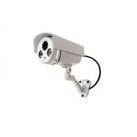 Caméra de surveillance factice extérieure en aluminium CHACON