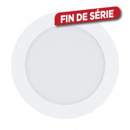 Spot encastrable blanc Fueva 1 LED Ø 17 cm 1200 lm 10,9 W EGLO