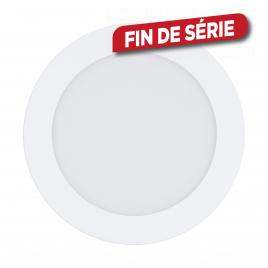 Spot encastrable blanc Fueva 1 LED Ø 17 cm 1350 lm 10,9 W EGLO