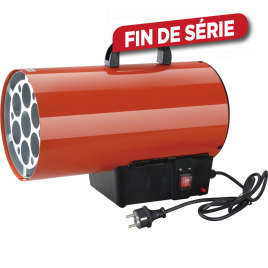 Canon à chaleur 18,2 kW PROFILE