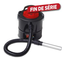 Aspirateur vide-cendres avec soufflerie 600 W WARMTECH