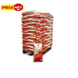 Palette 72 sacs Pellet résineux 14 kg B.PELLET (livraison à domicile)