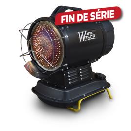 Canon à chaleur 20 kW infrarouge WARMTECH