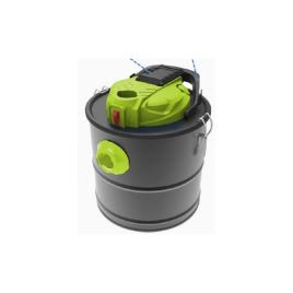 Vide cendres à batterie ASZB1018 18 V QLIMA