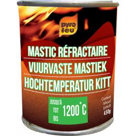 Mastic réfractaire 450 gr PYROFEU