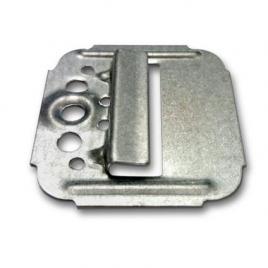 Clips à vis pour lambris EC2/5 250 pièces