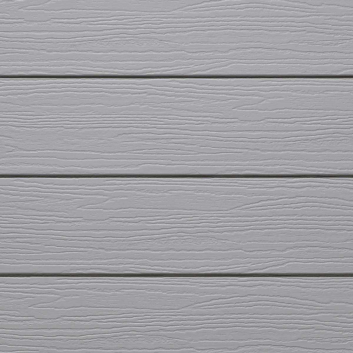 Produit Nettoyage Bardage Pvc lambris extérieur gris en pvc 240 x 17 x 0,6 cm 6 pièces dumaclin -  mr.bricolage