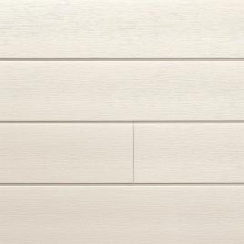 Lambris extérieur taupe en PVC 240 x 18,5 x 0,6 cm 6 pièces DUMACLIN