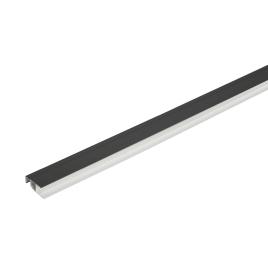 Profil de finition pour lambris extérieur blanc DUMACLIN