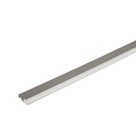 Profil de finition pour lambris extérieur gris DUMACLIN