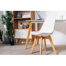 Chaise design Lindsy 48,5 x 53 x 82,5 cm