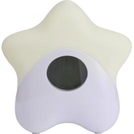 Veilleuse avec thermomètre intégré Lily ABUS