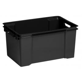 Box de rangement Vulcano noir 50 L KETER