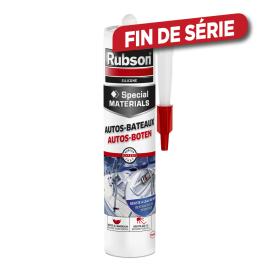 Silicone Auto-Bateau transparent 280 ml RUBSON