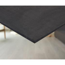 Panneau MDF noir 244 x 122 x 1,8 cm