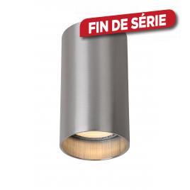 Spot rond chromé Delto LED GU10 5 W dimmable LUCIDE