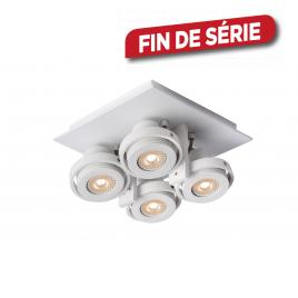 Spot blanc Landa LED GU10 20 W dimmable LUCIDE