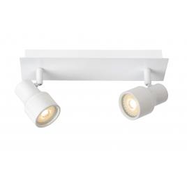 Spot blanc Sirene-LED GU10 10 W dimmable LUCIDE