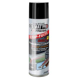 Spray pour étanchéifier et colmater Colmat Pro noir 300 ml