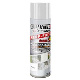 Spray pour étanchéifier et colmater Colmat Pro blanc 300 ml