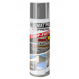 Spray pour étanchéifier et colmater Colmat Pro gris 300 ml