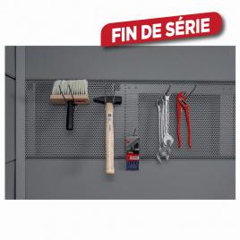 Plaque avec set de crochets Eleganto 150 cm AQUAPLAN
