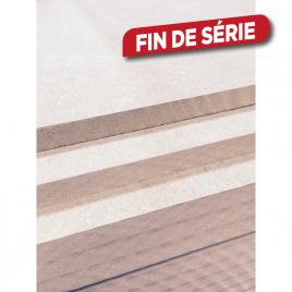 Panneau MDF 120 x 60 x 1,2 cm
