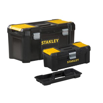 """Set de coffres à outils 19"""" et 12,5"""" Essential STANLEY"""