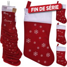 Chaussette de Noël à suspendre
