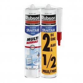 Pack de silicones Multimaterials 2 pièces RUBSON