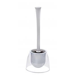 Brosse de toilette Fiesta blanche WENKO