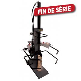 Fendeur de bûches vertical électrique 3000 W GARDEO PRO