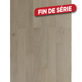 Parquet semi-massif Legend Manoir Gris Exclusif 1,56 m² BERRY ALLOC