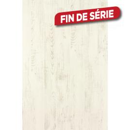 Sol stratifié Smart 7 Chestnut White 2,45 m² BERRY ALLOC
