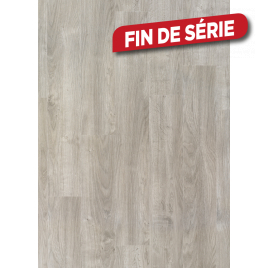 Sol stratifié Smart 7 Java Light Grey 2,45 m² BERRY ALLOC