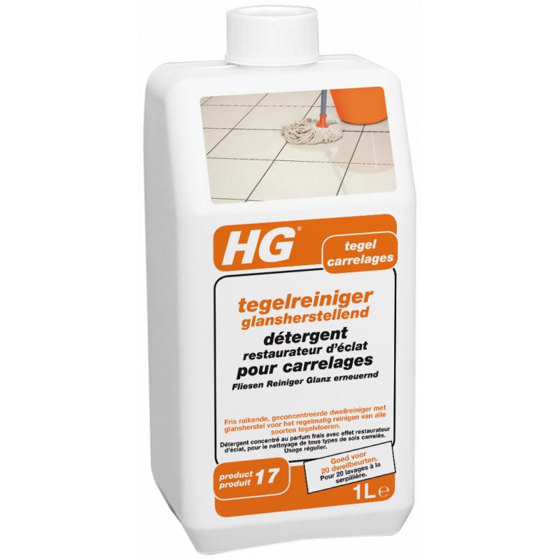 D tergent restaurateur d 39 clat pour carrelage fraissol hg for Produit pour nettoyer les joints de carrelage