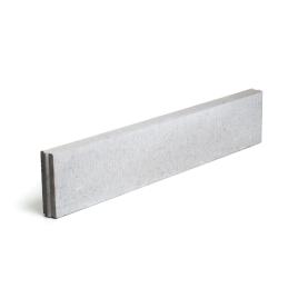 Palette 34 Bordures grises 100 x 30 x 6 cm (livraison à domicile)