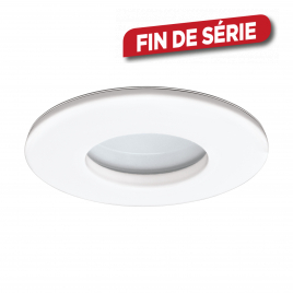 Spot encastrable blanc Margo LED 5 W EGLO