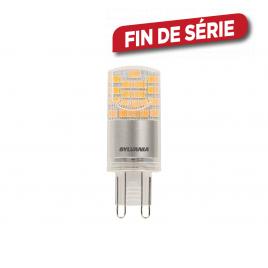 Ampoule LED G9 3,8 W 470 lm blanc chaud SYLVANIA