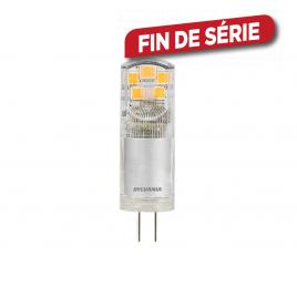 Ampoule LED G4 2,4 W 300 lm blanc chaud SYLVANIA