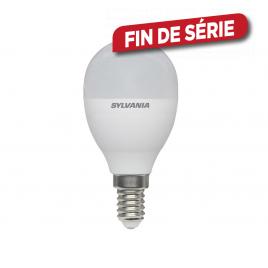 Ampoule LED Boule E14 8 W 806 lm blanc froid SYLVANIA