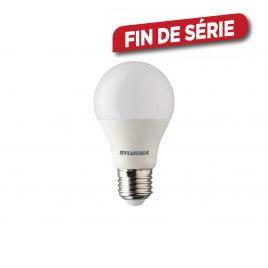 Ampoule LED classique E27 8,5 W 806 lm blanc chaud dimmable SYLVANIA