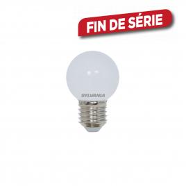 Ampoule LED Boule W 100 lm blanc froid SYLVANIA