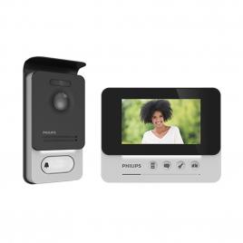 "Visiophone WelcomeEye Compact 4,3"" PHILIPS"