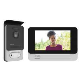 """Visiophone tactile WelcomeEye Touch 7"""" PHILIPS"""