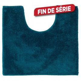 Tapis de toilette Doux 45 x 50 cm bleu pétrole SEALSKIN