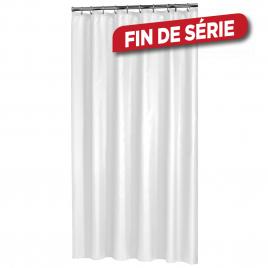 Rideau de douche Granada 180 x 200 cm blanc SEALSKIN