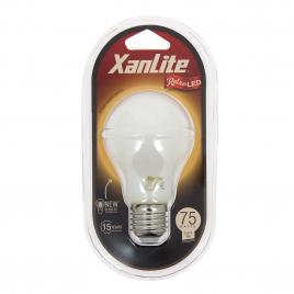 Ampoule à filament LED E27 8 W 1055 lm blanc chaud XANLITE